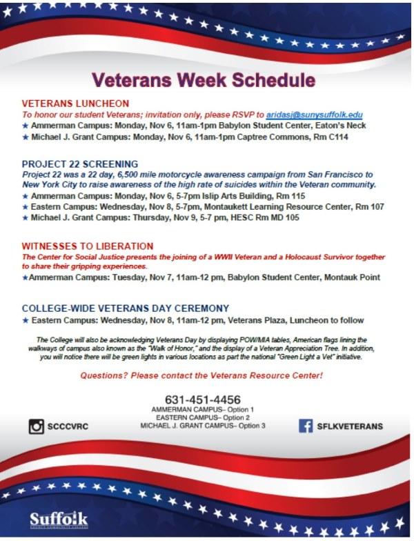 VeteransWeek2017