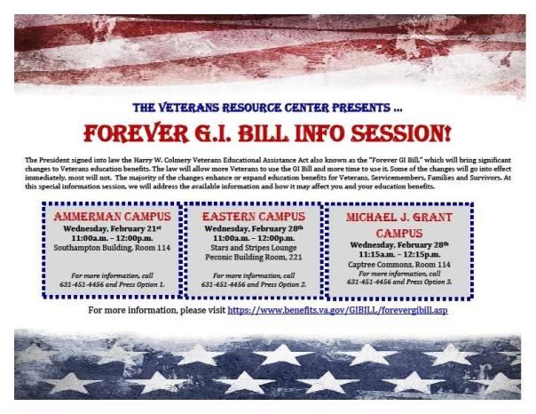 Veterans GI Bill